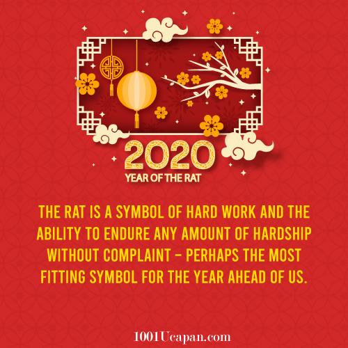 Koleksi Ucapan Selamat Tahun Baru Cina 2020 1001 Ucapan