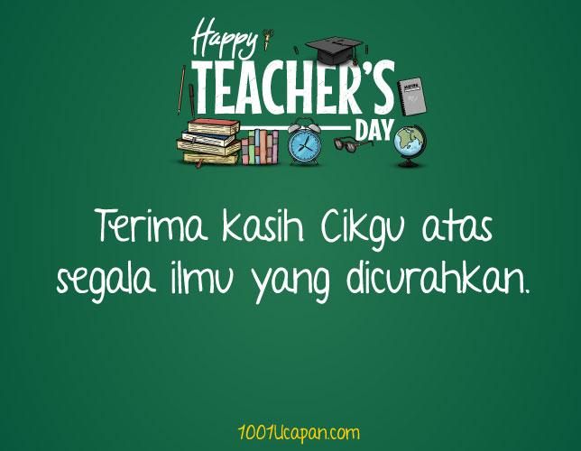 ucapan hari guru