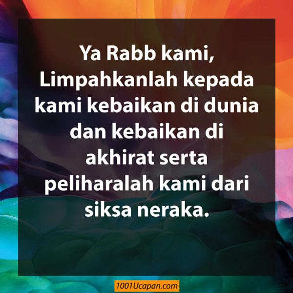 10+ Himpunan Doa Selamat dan Doa Dipermudahkan Urusan