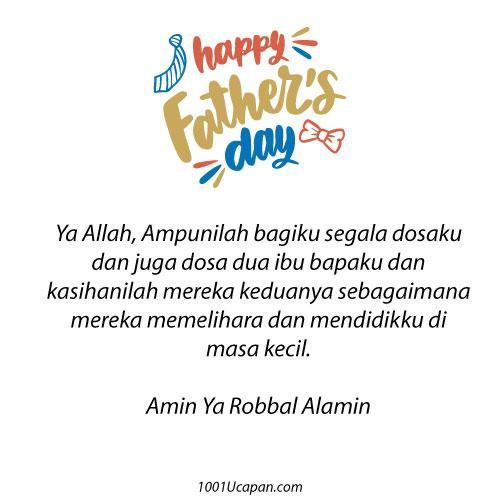 Doa Dan Ucapan Hari Bapa Dalam Islam Serta Suami Tersayang 1001 Ucapan