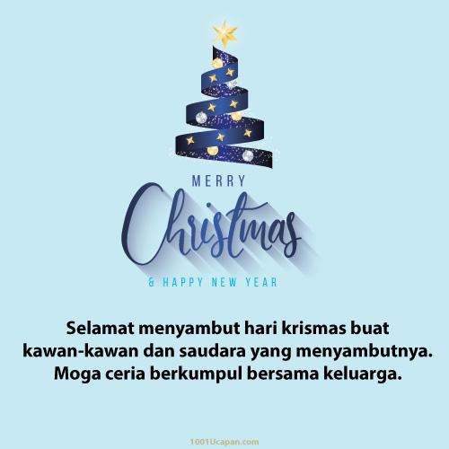 Contoh Ucapan Hari Krismas Hari Natal 1001 Ucapan